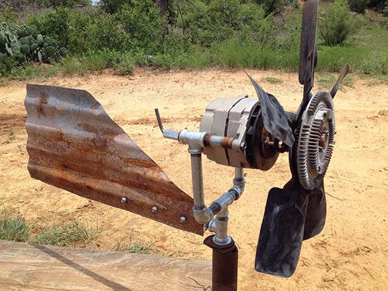 DIY Wind Turbine – Renewable Energy – MOTHER EARTH NEWS