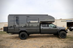 Ford Earth Roamer XV-LTS Camper | HiConsumption