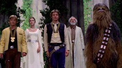 Happy 40th Anniversary Star Wars