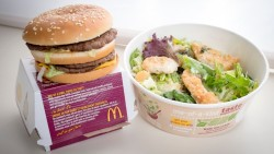 Healthy fast food? McDonald's kale salad has more calories than a Double Big Mac – B ...