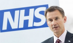 Hunt jealous of hackers who were able to cripple NHS in just 20 minutes