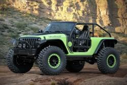2017 Jeep Wrangler Trailcat Concept | HiConsumption