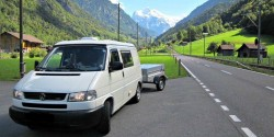 Living In A Van – Van Camping & Escaping The System