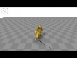 Phase-Functioned Neural Networks for Character Control – YouTube