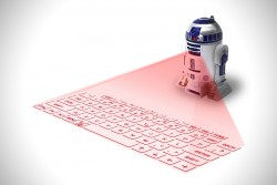 R2-D2 Virtual Keyboard | HiConsumption