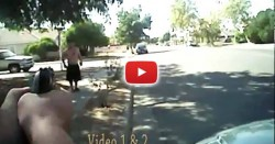 SHOCK VIDEO: Police Body Cams Capture the Public Execution of Unarmed Mentally Ill Man