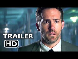 The Hitman's Bodyguard Official Trailer (2017) Ryan Reynolds, Samuel L. Jackson Action Mov ...