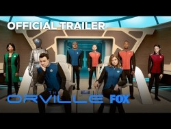 The Orville: Official Trailer | THE ORVILLE – YouTube