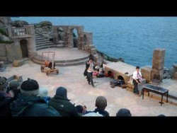 Trevithick, starring Kernow King at the Minack Theater, final show. – YouTube