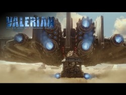 Valerian and the City of a Thousand Planets | Trailer Announcement | In Theaters July 21, 2017 & ...