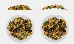 Want to lose weight? Eat off a crinkly plate | Society | The Guardian