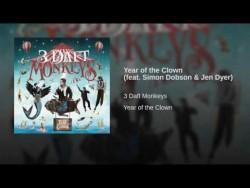 Year of the Clown (feat. Simon Dobson & Jen Dyer) – YouTube
