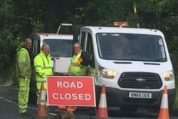 Biker killed in crash with a cow on quiet A386 lane near Bideford | Cornwall Live