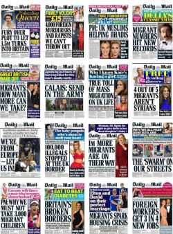"The Daily Fail has the nerve to accuse The Guardian of ""stoking Islamophobia""!!"