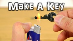 Easily Create An Emergency Spare Key In 5 Minutes| Interesting Engineering