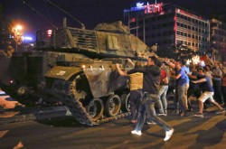 'Erdoğan knew of the coup beforehand, he even knew the date, and took a risk' | TEMPORAL