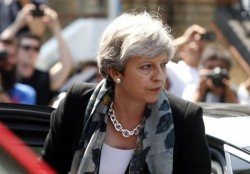 Finsbury Park mosque terror: Theresa May says attack justifies her plan to crackdown on internet ...