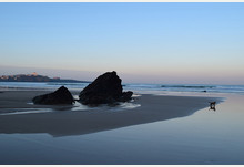 Lusty Glaze beach Newquay named the best beach in the UK as Cornwall tops Sunday Times beach lis ...