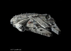 Millennium Falcon Model Kit Is As Accurate As The Movies | FizX