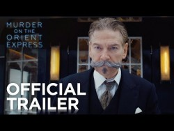 Murder on the Orient Express | Official Trailer | 20th Century FOX – YouTube