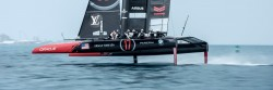 100 seconds of epic sailing with ORACLE TEAM USA