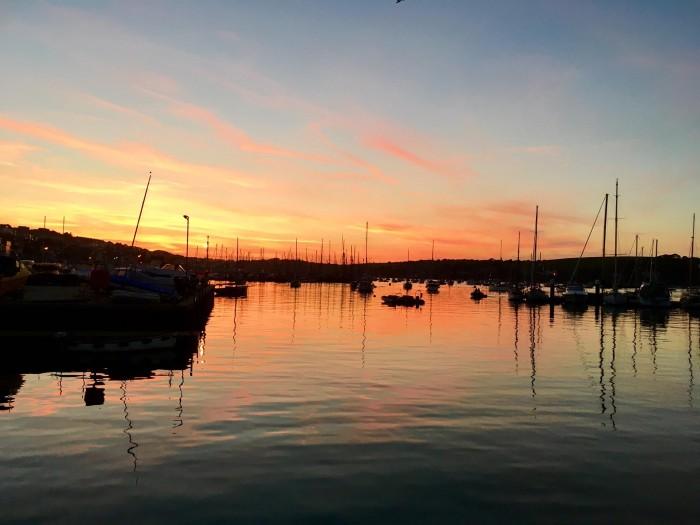 Falmouth sunset