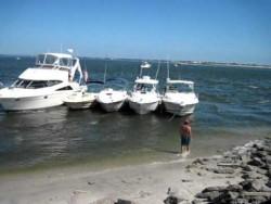 SoreThumb: Boat Raft-up Gone Bad – YouTube