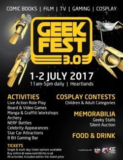 Star Wars geeks and cosplay fans won't want to miss this unique Cornwall festival at Hear ...