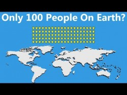 What If Only 100 People Existed on Earth? – YouTube