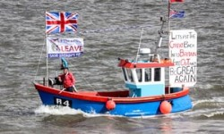 Admiral calls Britain's plan to control fishing waters 'amazingly complacent'   Environmen ...