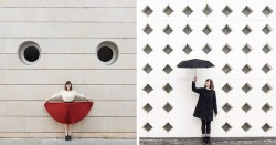 Adorable Duo Travels The World To Play With Architecture, And Their Pics Will Give You An Eyegas ...