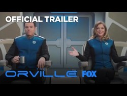 Comic-Con 2017 Official Trailer: The Orville | Season 1 | THE ORVILLE – YouTube
