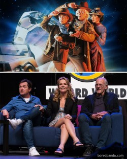 10+ Famous Cast Reunions That Will Make You Feel Old | Bored Panda