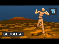 Google's DeepMind AI just taught itself to walk – YouTube