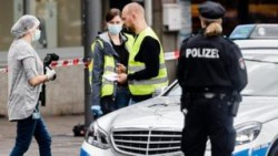 Hamburg supermarket attacker 'was known Islamist' – BBC News
