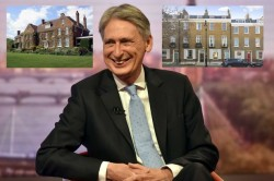 Hypocrite Hammond … Tory Chancellor has two homes paid for by taxpayer but rakes in £10k P ...