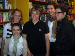 Game of Thrones cast in 2009