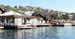 One killed, four wounded after armed assailant opens fire on beach club in Turkish resort of Bod ...