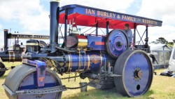 Beautiful traction engine