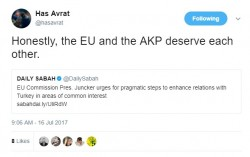 Abso-fuppin-lutely, the EU have abandoned the citizens of Turkey and are showing their true colours