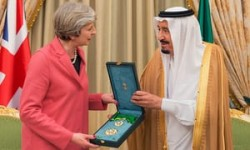 Theresa May sitting on report on foreign funding of UK extremists   UK news   The Guardian