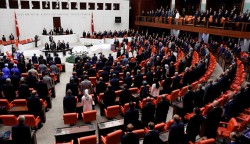 Turkey's parliament could be finalizing its own demise