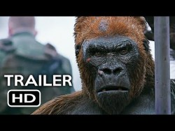 War for the Planet of the Apes Official Trailer #4 (2017) Action Movie HD – YouTube