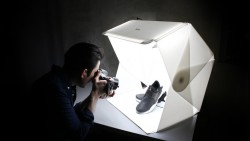 Folding All-In-One Portable Photo Studio