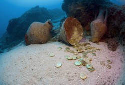 British dad facing three years in Turkish prison after finding a few old coins while snorkelling