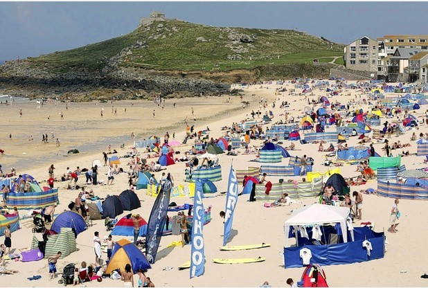 Cornwall in August and why emmets are driving me crazy | Opinion | Cornwall Live