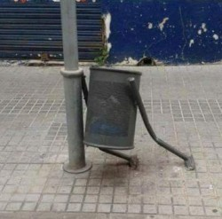 Go home bin you're drunk.