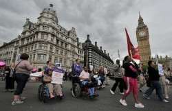 DWP spends £39m defending decisions to strip benefits from sick and disabled people | The Indepe ...