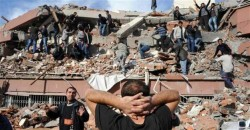 Earthquake stronger than magnitude 7 to hit Turkey's Marmara region in near future: Observatory  ...