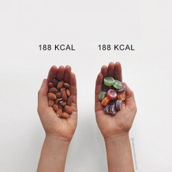 Fitness Blogger Shares Food Comparisons To Change The Way You Think About Food – Do You Agree Wi ...